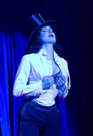 Dita Von Teese ''Strip Strip Hooray'' Gramercy Theater in NYC - March 6th 2013