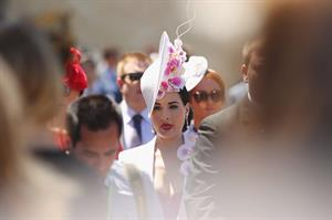 Dita Von Teese Myer Marquee Event - Melbourne Cup Day (November 5, 2013)