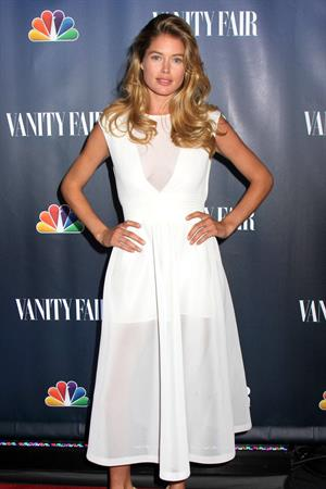 Doutzen Kroes NBC Fall Launch Party New York, Sep. 16, 2013