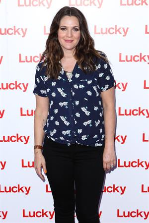 Drew Barrymore - Attends the Fashion and Beauty Blog Conference in Los Angeles (04.04.2013)