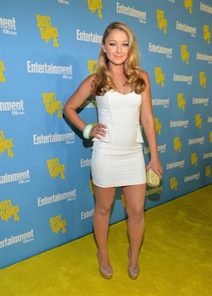 Elisabeth Harnois - Entertainment Weekly Party at Comic Con 2012 in San Diego (July 14, 2012)