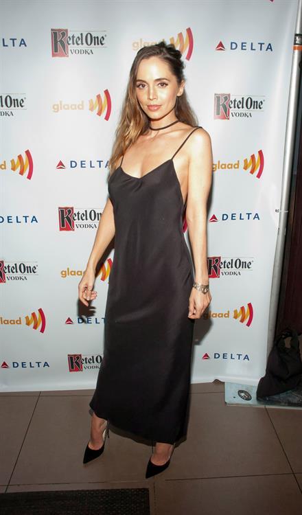 Eliza Dushku – GLAAD Manhattan Summer Benefit 9/12/13