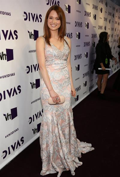 Ellie Kemper  VH1 Divas  2012, on December 16, 2012