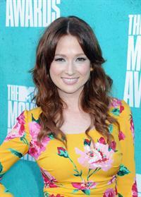 Ellie Kemper at 2012 MTV Movie Awards, June 3, 2012