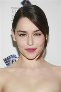 Emilia Clarke 2013 Actors Fund Gala, April 29, 2013