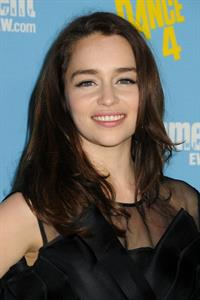 Emilia Clarke Entertainment Weekly's 6th Annual Comic-Con Celebration, July 14, 2012