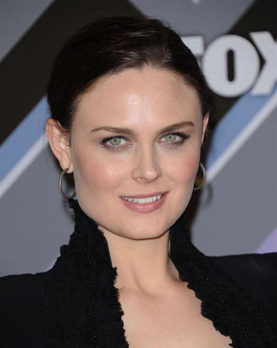 Emily Deschanel 2013 Winter TCA FOAll-Star Party, Pasadena - January 8, 2013