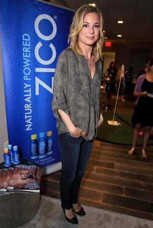 Emily VanCamp - Variety EMMY Studio (Day 1) in West Hollywood (May 30, 2012)