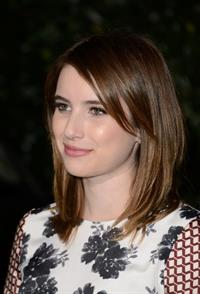 Emma Roberts Arrives at the Topshop Topman LA Opening Party - February 13, 2013