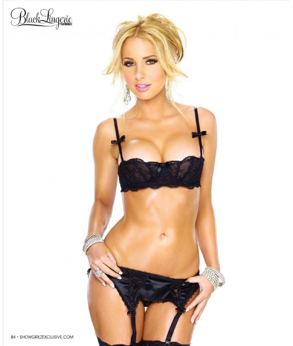 Brittany Herrera in lingerie