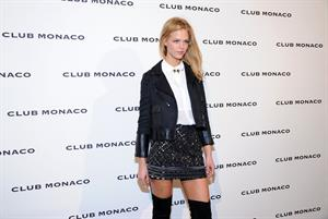 Erin Heatherton Club Monaco's Fifth Avenue Flagship Opening in New York - November 7, 2013