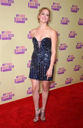 Gage Golightly 2012 MTV Video Music Awards 9/6/12
