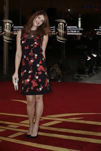 Gemma Arterton Marrakech International Film Festival - Tribute To Zhang Yimou, Dec 2, 2012