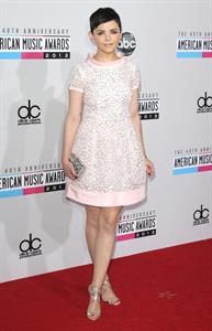Ginnifer Goodwin American Music Awards (November 18, 2012)