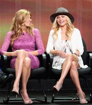 Hayden Panettiere - Nashville Panel Summer TCA Tour in Beverly Hills 27.07.12