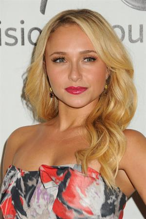 Hayden Panettiere - 2012 TCA Summer Press Tour - Disney ABC Television Group Party (July 27, 2012)