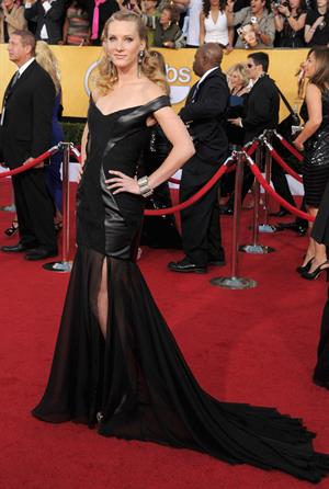 Heather Morris - 18th Annual Screen Actors Guild Awards (29 Jan 2012)