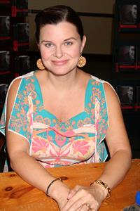 Heather Tom - Attends the book signing of 'The Young And The Restless Life Of William J. Bell' (July 8, 2012)