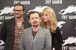 Virginie Efira 27th Namur Francophone Film Festival - Sept 29, 2012