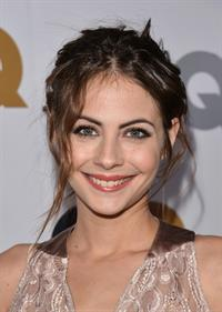 Willa Holland – GQ Men of the Year Party 11/13/12