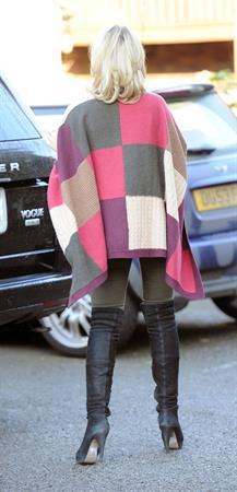 Helen Flanagan Manchester - October 6, 2012