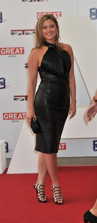 Holly Valance - UK Creatives Drinks Reception - July 30, 2012