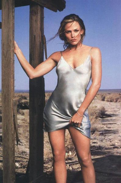 Jennifer Garner in lingerie
