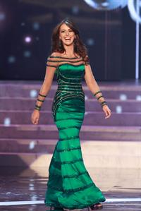Irene Esser (Miss Venezuela) 2012 Miss Universe Pageant in Las Vegas (Dec 19, 2012)