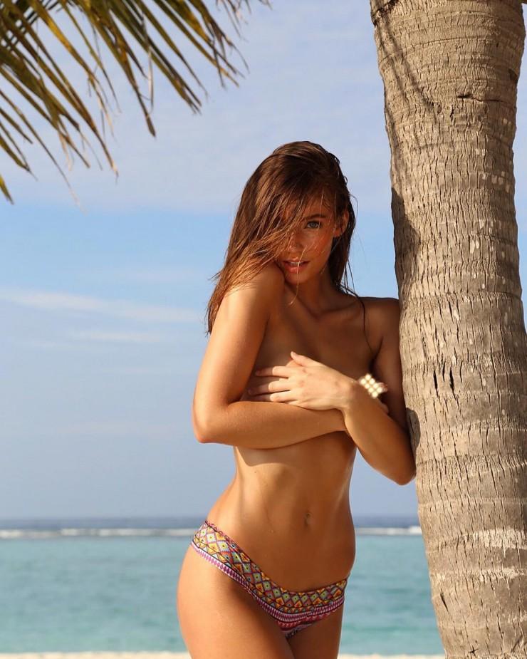 Lorena Rae  nackt