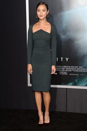 """Jamie Chung – """"Gravity"""" NY Premiere 10/1/13"""
