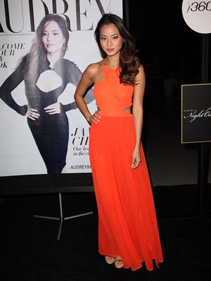 Jamie Chung DB3 Audrey's Night Out 2012 Santa Monica 9/15/12