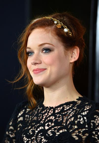 Jane Levy Fun Size premiere in LA 10/25/12