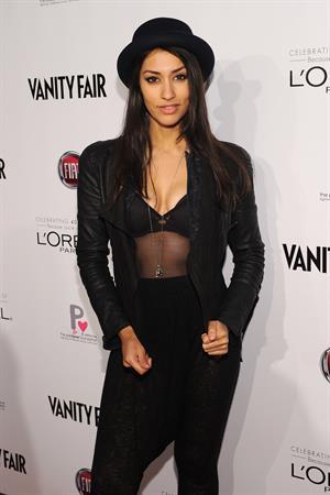 Janina Gavankar - Vanity Fair D.J. Night with L'Oreal Paris & Fiat in Hollywood (Feb 25, 2012)