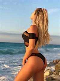 Kyla Shea in a bikini - ass