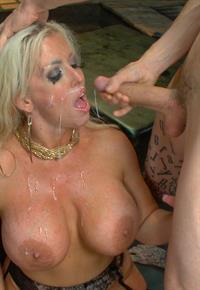 Alura Jenson - breasts