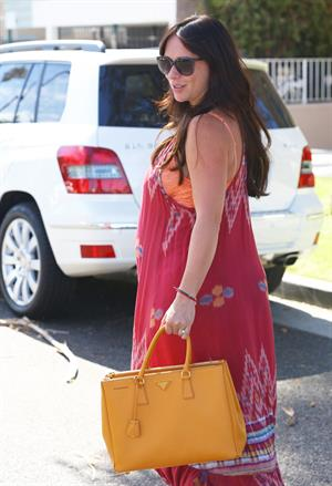 Jennifer Love Hewitt in Los Angeles 10/7/13