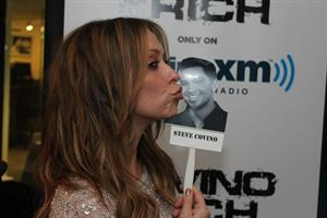Jennifer Love Hewitt The Covino & Rich Show at SiriusXM Radio in NY March 4, 2013