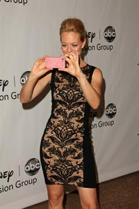 Jeri Ryan - 2012 TCA Summer Press Tour - Disney ABC Television Group Party (July 27, 2012)