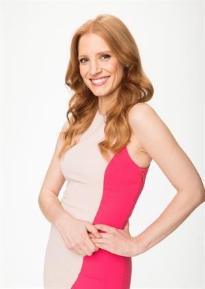 Jessica Chastain - Larry Busacca Portraits 2013