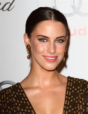Jessica Lowndes Emmy week red carpet style kick off party on August 22, 2010 in Los Angeles