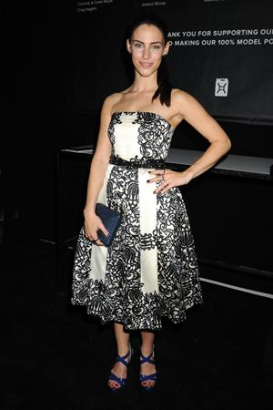 Jessica Lowndes - 7th Annual Charity Ball Benefiting Charity:Water - Dec. 10, 2012