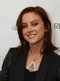 Jessica Stroup - RevolveClothing.com And Karla Deras Celebrate The Launch Of Roman Luxe, June 13, 2012