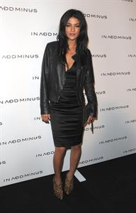 Jessica Szohr in Add Minus Grand Store Opening on November 18, 2010