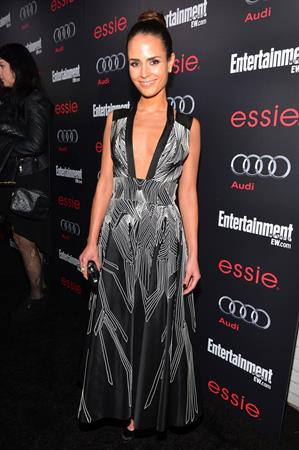 Jordana Brewster The Entertainment Weekly Pre-SAG Party, Jan 26, 2013