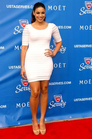 Jordin Sparks - LIVE at 2012 US Open Opening Ceremony - August 27, 2012