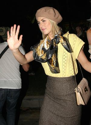 Julianne Hough at a Halloween house party 10/26/12