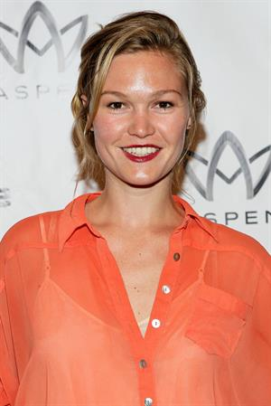 Julia Stiles - Heartless Opening Night Party - August 27, 2012