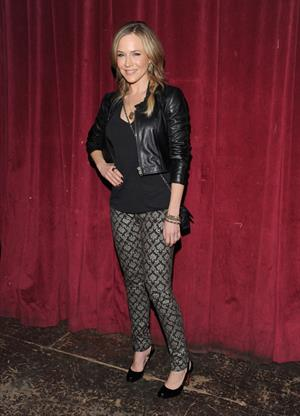 Julie Benz 'Bands For Beds' Benefit in Hollywood 1/18/13