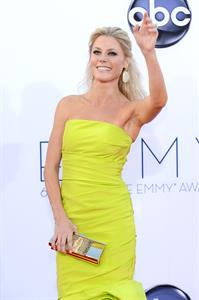 Julie Bowen - 64th Primetime Emmys Nokia Theatre LA Sept 23, 2012
