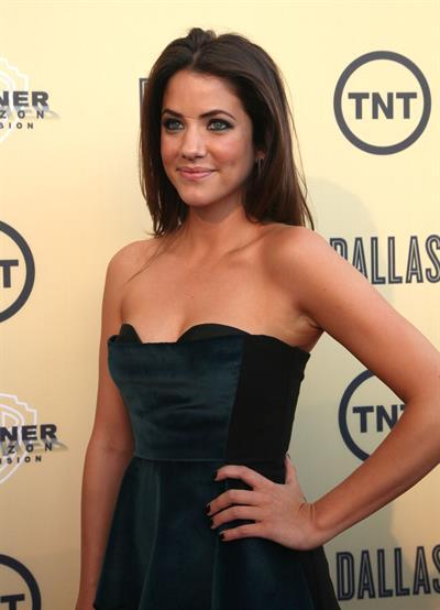 Julie Gonzalo -  Dallas  Gala Premiere Screening in Dallas (May 31, 2012)